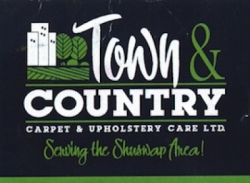 Town & Country Carpet & Upholstery Care Ltd.