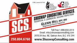 Shuswap Consulting Services Ltd.