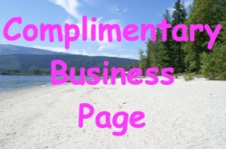 Shuswap Business Page